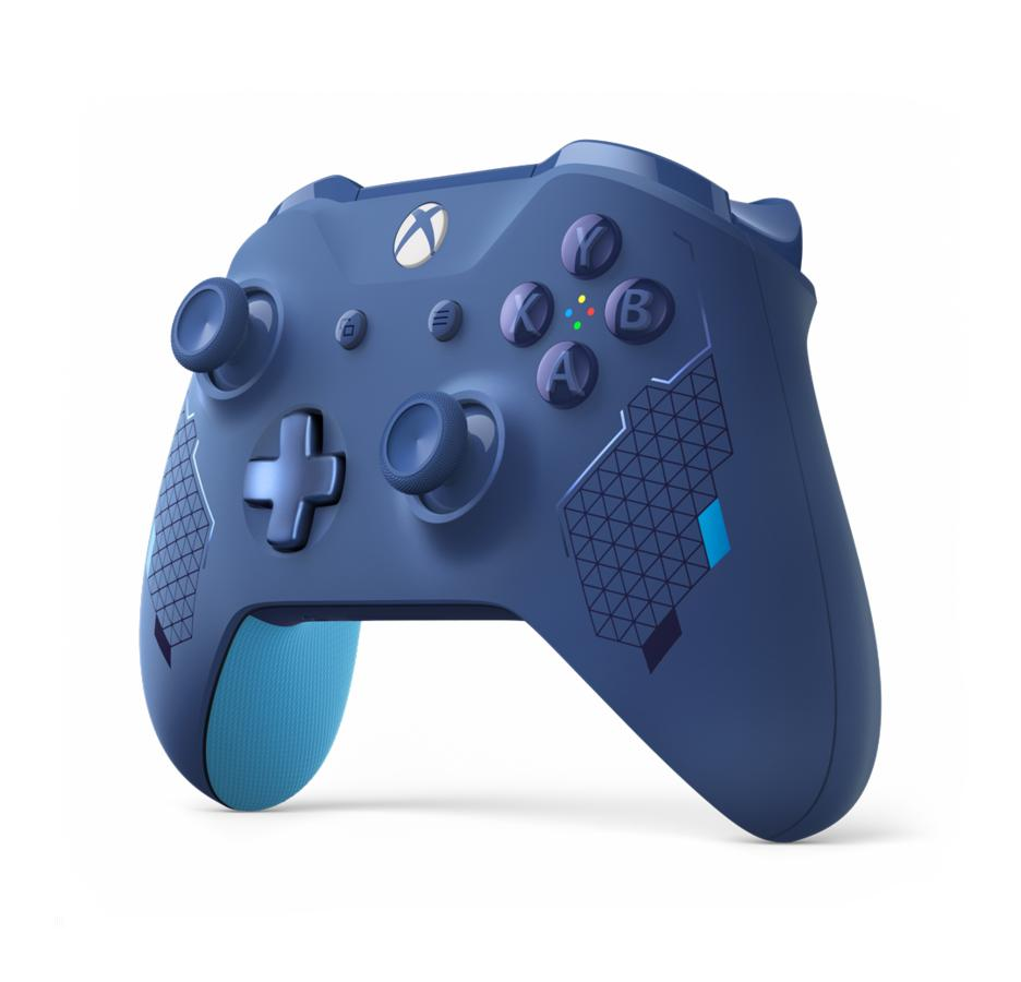 Xbox One Sport Blue Special Edition Wireless Controller