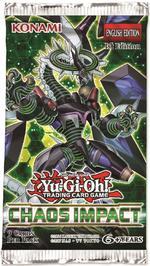 Yu-Gi-Oh! TCG: Chaos Impact Booster Pack