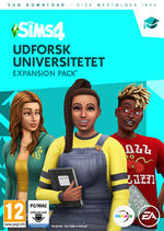 The Sims™ 4 Udforsk universitetet