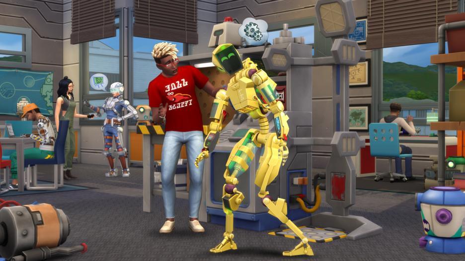 The Sims™ 4 Udforsk universitetet