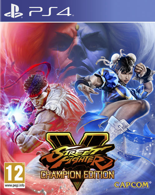 Street Fighter V Champions Edition